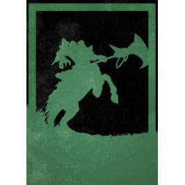 League of Legends - Hecarim - plakat
