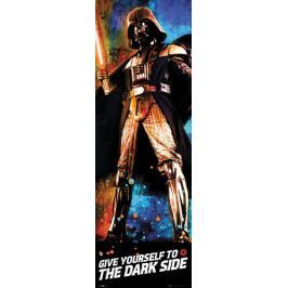 Gwiezdne Wojny Vader Give yourself to the dark side - plakat