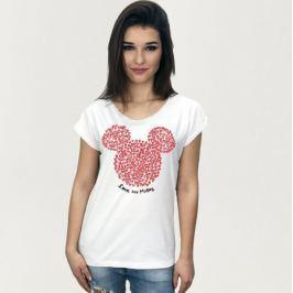 T-shirt młodzieżowy Myszka Mickey r. S/M : Rozmiar: - S/M