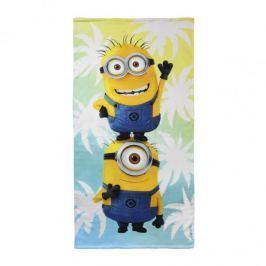 Ręcznik plażowy / kąpielowy Minionki