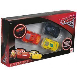 Gumki do mazania Cars - Auta 3 pak