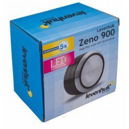 Lupa Levenhuk Zeno 900 z podświetleniem LED 5x, 75 mm #M1