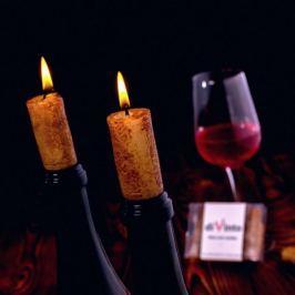 Świeczki korki do wina