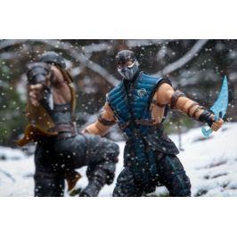 Mortal Kombat - Sub Zero vs Scorpion - plakat