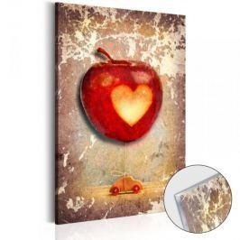 Obraz na szkle akrylowym - Słodki smak dzieciństwa [Glass]