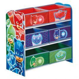 Półka z koszami na zabawki Pidżamersi