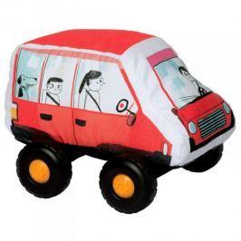 Miękki samochód Rodzinny hatchback Manhattan Toy