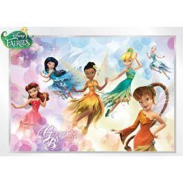 Fototapeta flizelinowa Wróżki Dzwoneczek Disney Fairies XXL