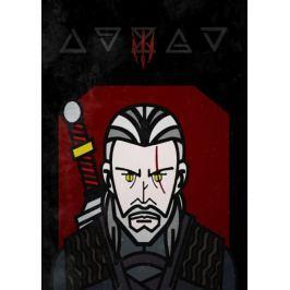 Wiedźmin - The Butcher of Blaviken - plakat