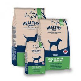 Jagnięcina i Brązowy Ryż dla psów dorosłych 2 kg