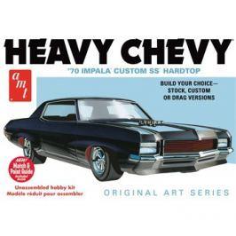 Model plastikowy - Samochód 1970 Chevy Impala - AMT