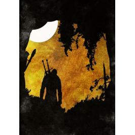 Moonlight Caverns - Wiedźmin - plakat