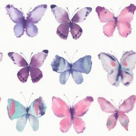 TAPETA Motyle 273618 ENGLISH STYLE 2