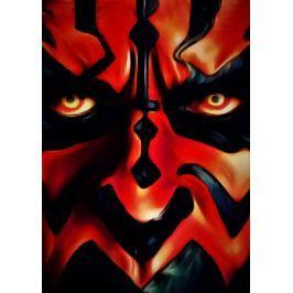 Face It! Star Wars Gwiezdne Wojny - Darth Maul - plakat