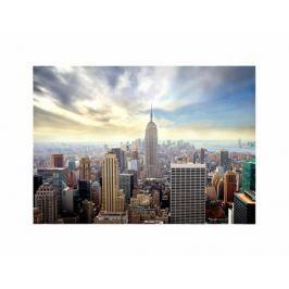 Manhattan, New York - plakat premium