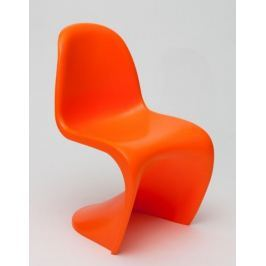 Krzesło Balance Junior pomarańczowy
