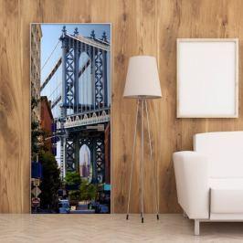 Fototapeta na drzwi - Nowy Jork: Most II