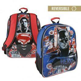 Plecak dwustronny Batman vs Superman 41 cm