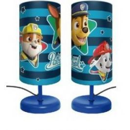 Lampka nocna Psi Patrol  biurkowa PAW blue