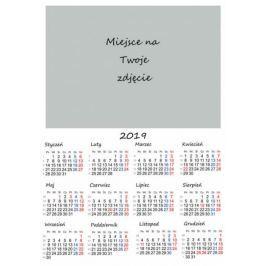 Twój kalendarz na 2019r – plakat