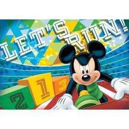 Fototapeta Myszka Miki Sportowiec 1258 Disney Mickey Mouse