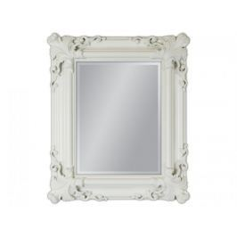 Lustro wiszące Sophia 50x60 biały