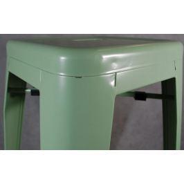 Hoker Paris 75cm zielony insp. Tolix outlet