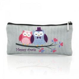Piórnik / saszetka biodro Happy Owls