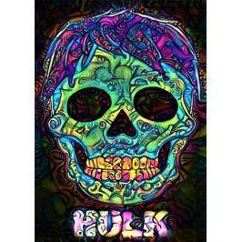 PsychoSkulls, Hulk, Marvel - plakat
