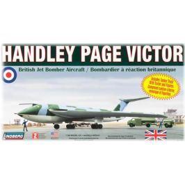 Model Plastikowy Do Sklejania Lindberg (USA) Samolot Handley Pace Victor