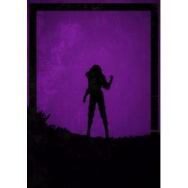 Dawn of Heroes - Yennefer, Wiedźmin - plakat