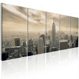 Obraz - Beżowy Manhattan