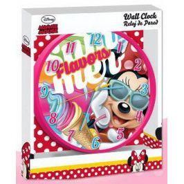 Zegar z Myszką Mini Minnie Mouse Lody