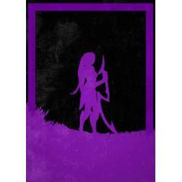 League of Legends - Diana - plakat