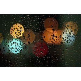 Kolory Deszczu - plakat premium