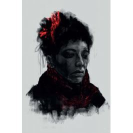 Eva Green - plakat premium
