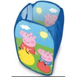 Kosz na zabawki Świnka Peppa Pig