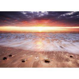 Zachód słońca, Australia - fototapeta
