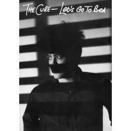 The Cure Lets go to Bed - plakat