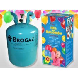 Butla z helem 0,43m3 napełnisz około 50 balonów
