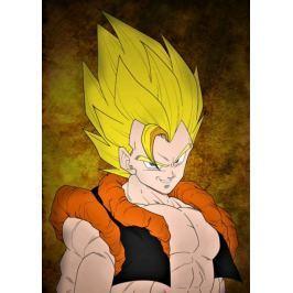 Dragon Ball - Gogeta - plakat