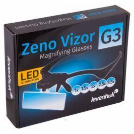 Okulary powiększające Levenhuk Zeno Vizor G3 #M1