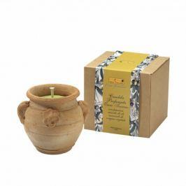 Świeca zapachowa w glinianym dzbanie 60H - Idea Toscana