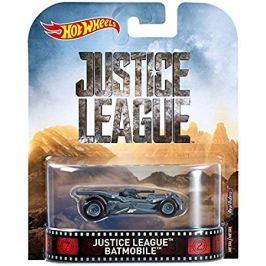 Samochód Hot Wheels - Liga Sprawiedliwości Batmobil