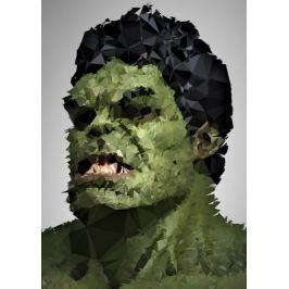 POLYamory - Hulk, Marvel - plakat