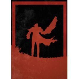 League of Legends - Graves - plakat