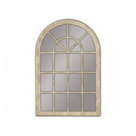Lustro wiszące Window 100x150 kremowy