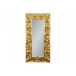 Lustro wiszące Baroque 90x180 złoty