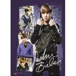 Justin Bieber hoodie - plakat 3D