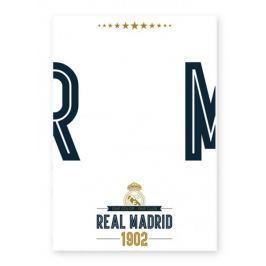 Naklejka zmywalna Real Madryt